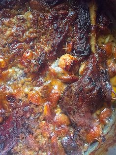 The famous food of Saad Goulash, Meatloaf, Stew, Chili, Fish, Recipes, Chile, Meat Loaf, Chilis