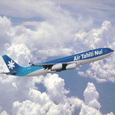 Flights, Airfare to Tahiti & Bora Bora Air Tahiti, Tahiti Nui, Maori Tribe, Cool Backdrops, International Airlines, Air Travel, Travel Tips, South Pacific, French Polynesia