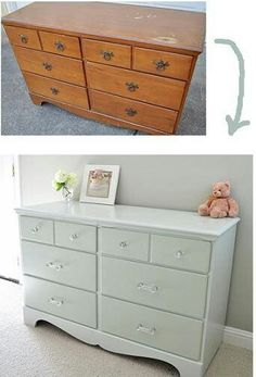 Drawers Makeover!