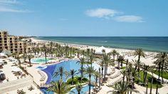 Movenpick Resort & Marine Spa Sousse #Tunisia ~ A La Carte
