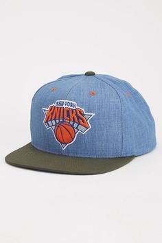 cheap for discount 7e17c 88e36 Men s Fashion   Style - Delivered Daily. NY Knicks Snapback - Mitchell    Ness - Hats ...