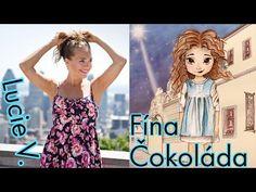 Lucie Vondráčková - Fína Čokoláda (Oficiální videoklip) - YouTube Elsa, Disney Characters, Fictional Characters, Studios, Disney Princess, Youtube, Music, Musica, Musik