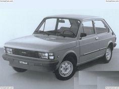Fiat 127 Diesel (1981)