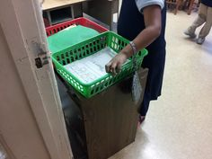 Pocket Full of Kinders!: Morning Routine  Great ideas for establishing a morning routine at the beginning of the year