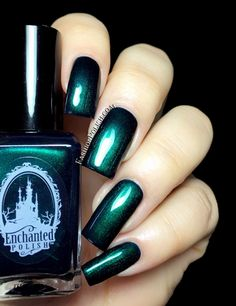 Enchanted Polish La La Land... and August, September and October 2014