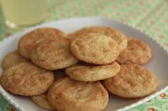 Snicker Doodles-I have used this recipe a couple times now and they have turned out great!