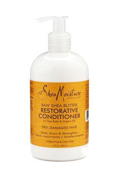 Shea Moisture Raw Shea Butter Restorative Conditioner 13 Ounce
