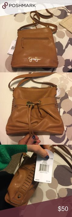 Jessica Simpson purse Brand new with tags. Cute Bags Crossbody Bags