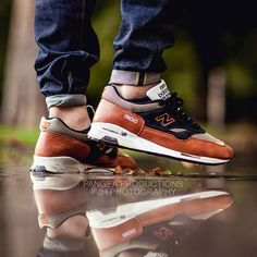 "@pangeaproductions New Balance ""1500"""