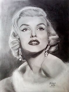 Marilyn Monroe by Klevis