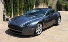 #AstonMartinV8Vantage On The Road  http://www.thecanadianwheels.ca/