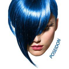 poseidon hair dye (no peroxide!)