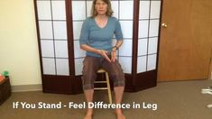 Stabilizing Hip & Back Alignment  - Feldenkrais Sensory Lesson