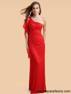 Vestidos largos color rojo de un solo hombro noche 2014 - 09   Vestidos Para Fiestas 2014 https://vestidoparafiesta.com/vestidos-largos-color-rojo-de-un-solo-hombro-noche-2014/vestidos-largos-color-rojo-de-un-solo-hombro-noche-2014-09/ #vestidos #moda #dress #fashion #partydress #style #moda2014 #nightdress #lace