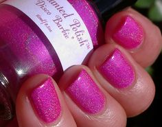 Enchanted Polish - Disco Barbie