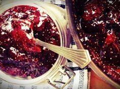 ΜΑΡΜΕΛΑΔΑ ΣΥΚΟ Greek Sweets, Sweet Recipes, Acai Bowl, Cabbage, Flora, Sugar, Fruit, Vegetables, Breakfast