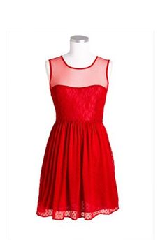 hitapr.com red junior dresses (15) #reddresses