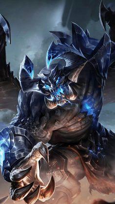 Draco, Hardcore Music, Mobile Legend Wallpaper, Demon Art, Mobile Legends, Cultura Pop, Game Character, Online Games, Rpg