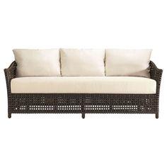 McGuire Furniture: Antalya Outdoor Sofa: AN-33g