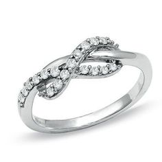 Obsessed with infinity rings...   To infinity and Beyond <3