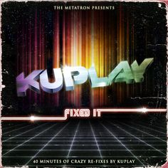 Kuplay fixed it and The Metatron mixed it Presents, Neon Signs, Entertaining, Magazine, Design, Gifts, Magazines, Favors