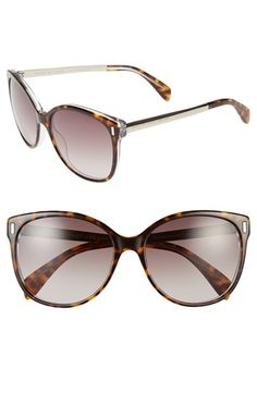 Polarized! MARC BY MARC JACOBS 56mm Retro Sunglasses available at #Nordstrom