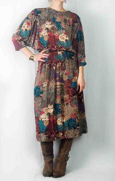 Frenchy Flea Market - Robe Vintage ethnique