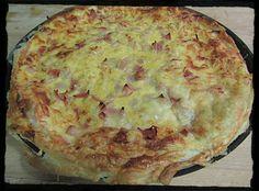 El Puchero de Morguix: Pizza de hojaldre