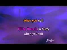 Karaoke Lean On Me - Kirk Franklin * - YouTube