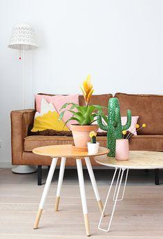 1 plant, 3 stylings | Elske | www.elskeleenstra.nl
