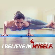 Do you #believe in yourself? #motivation #inspiration #fitness #ginasio #academia #musculacao #desporto #body #corpo https://www.corposflex.com/musclemeds-carnivor-protein-bars-91g-barra-proteica