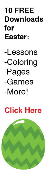 The picture isn't accurate. This is a link to preschool sunday school games that are creative. :)