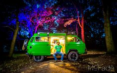 VW Campervan - A Classic Reborn