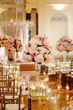 gorgeous flower ideas for wedding ceremony