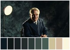 The Master (Paul Thomas Anderson, Movie Color Palette, Colour Pallete, Colour Schemes, Color Palettes, Noir Color, Cinema Colours, Light Study, Color Script, Teaching Colors