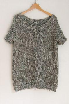 londonleo: knitting- 2 rectangels