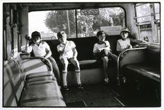 Kineo KUWABARA :: 1976. 〈東京長日〉より《世田谷区》 1976年 | ゼラチン・シルバー・プリント | 世田谷美術館蔵