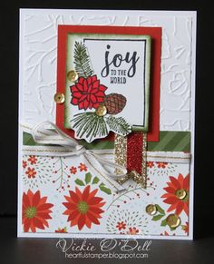 Welcome to our blog hop featuring new products in the new Close To My Heart Holiday Expressions catalog. You're on the right path if yo...