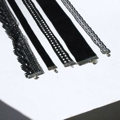 Our chokers <3 available in our stores