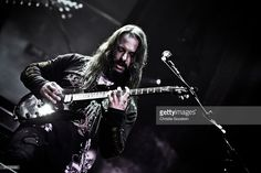 John Petrucci of Dream Theater performs on stage at Wembley Arena on October 10, 2009 in London, England.