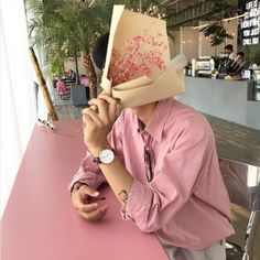 Uploaded by Find images and videos about pink, boy and aesthetic on We Heart It - the app to get lost in what you love. Aesthetic Boy, Korean Aesthetic, Couple Aesthetic, Brown Aesthetic, Aesthetic Collage, Aesthetic Grunge, Aesthetic Vintage, Aesthetic Photo, Aesthetic Fashion