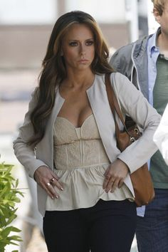 Jennifer Love Hewitt Hair Extensions Ghost Whisperer 89
