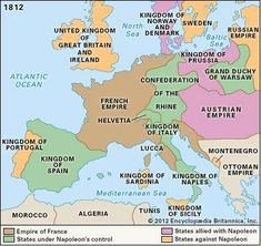 The greatest extent of Napoleon I's First Empire Austrian Empire, French Empire, European History, World History, Female Knight, Lady Knight, Kingdom Of Italy, History Articles, Geography Map