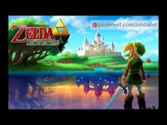 ▶ The Legend of Zelda: A Link Between World OST - Second Hyrule Overworld theme | #ALBW music