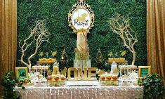 Παιδικό πάρτι γενεθλίων με θέμα τον Βασιλιά τον Λιονταριών (Lion King) (pics) Free Time, Table Decorations, Home Decor, Decoration Home, Room Decor, Interior Design, Home Interiors, Interior Decorating