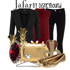"""Jafar"" by leslieakay on Polyvore"
