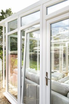blinds for tilt and turn windows ireland, blinds for tilt and turn windows uk, blinds for tilt and turn windows usa, blinds to fit tilt and turn windows, buy tilt and turn windows Tilt And Turn Windows, Windows And Doors, Orangery Extension, Window Glazing, Next At Home, Innovation Design, Blinds, Living Spaces, New Homes