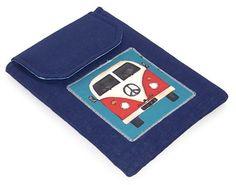 Ipad Mini Sleeve VW Campervan Blue £15.00