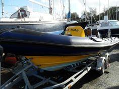 Ribcraft 6.8 Yamaha 200HP £20,450 GBP