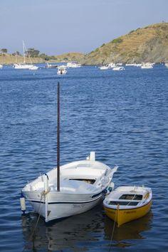 Dalí. Port Lligat.sea